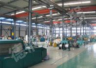 果洛s11油浸式变压器生产线